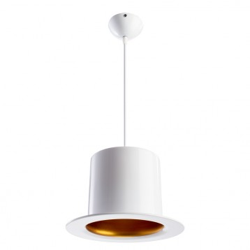 Светильник Arte Lamp CAPPELLO A3236SP-1WH