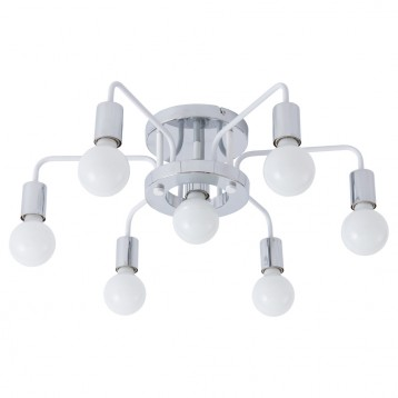 Светильник Arte Lamp GELO A6001PL-7WH