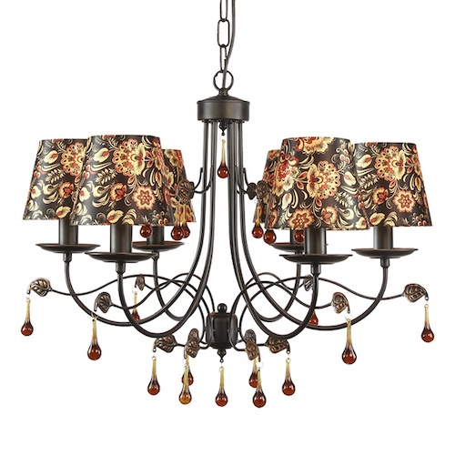 Люстра Arte Lamp Cielo A7314PL-1WH: фото